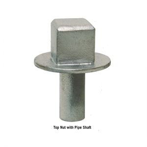 Gate Stem Extension Top Nut