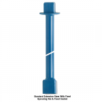 Gate Wrench Extension Stems