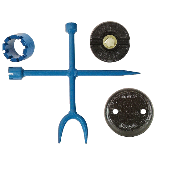 service box cross wrench