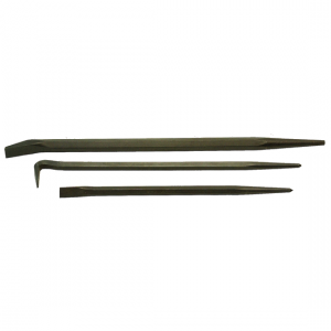 3-Piece Line-Up Pry Bar Set