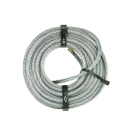 "3/8""x50' Cable 7.44 Ton Test"